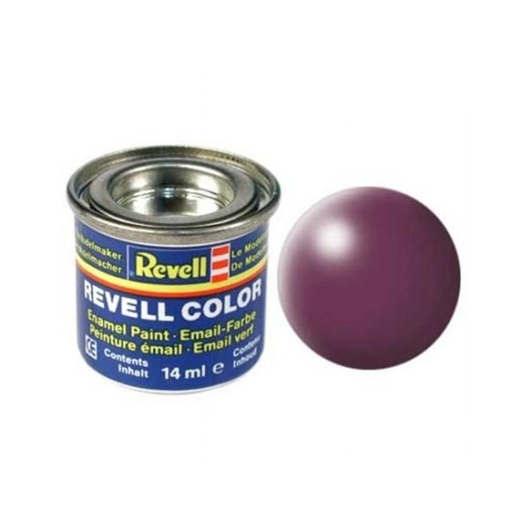 Revell 331 - Email Color Purple Red - Silk - Boya 14 ml