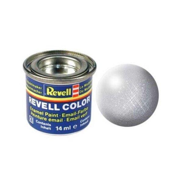 Revell 90 - Email Color Silver - Metallic - Boya 14 ml