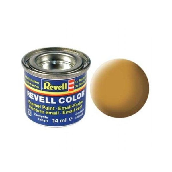 Revell 88 - Email Color Ochre Brown - Mat - Boya 14 ml