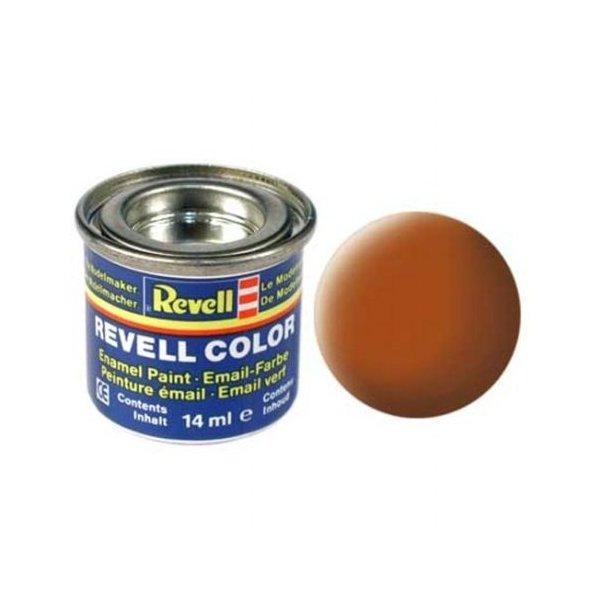 Revell 85 - Email Color Brown - Mat - Boya 14 ml
