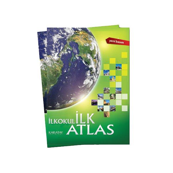 İlk Atlas Karatay Yayınları