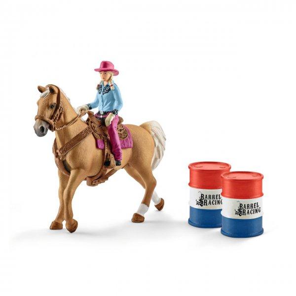 Rodeo Yapan Kız Kovboy Schleich