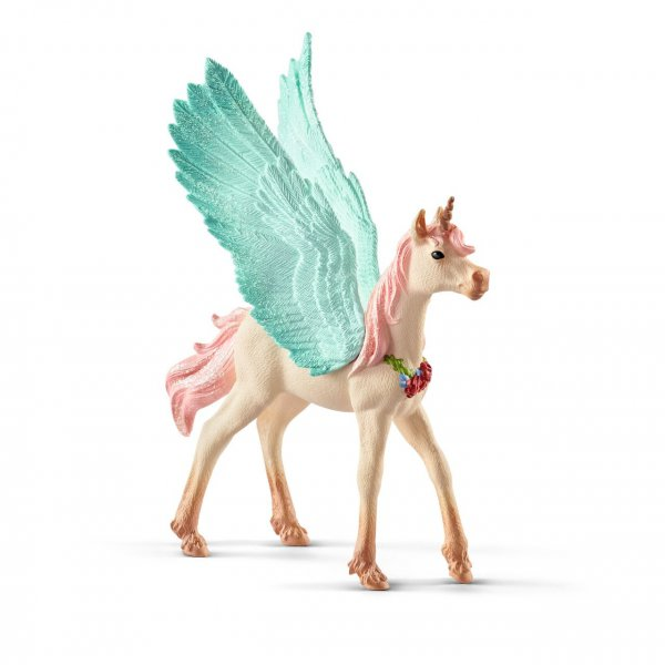Unicorn Pegasus Tay Schleich
