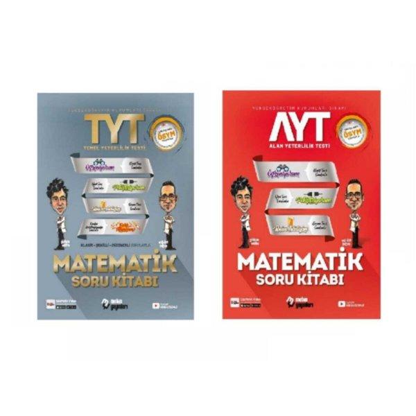 AYT TYT Matematik Soru Kitabı Seti Metin Yayınları