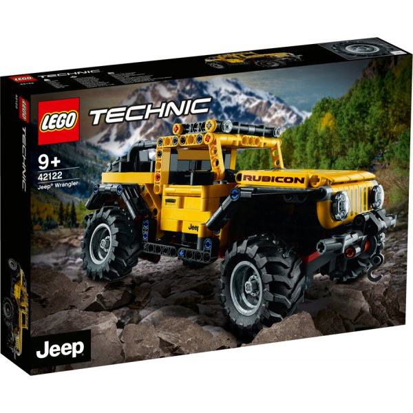 42122 Jeep® Wrangler LEGO