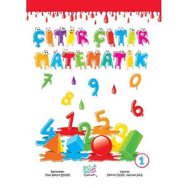Çıtır Çıtır Matematik (7'li Set) Ata Yayıncılık