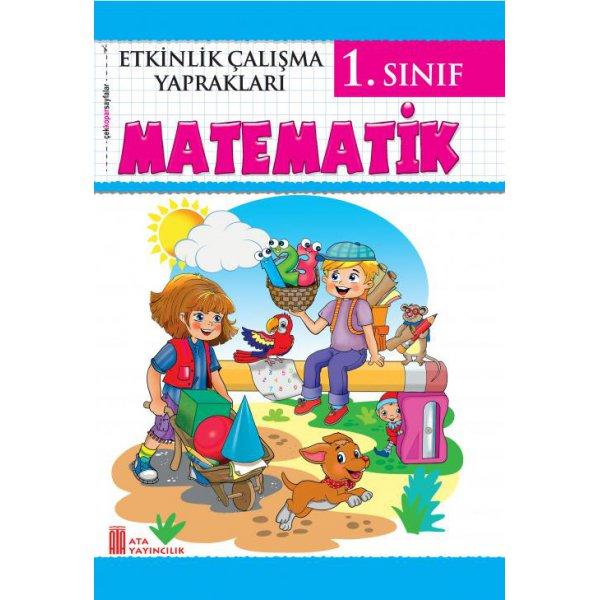 1. Sınıf Etkinlik Çalışma Yaprakları Matematik Ata Yayıncılık