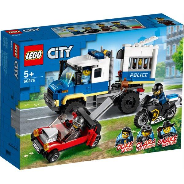 60276 Police Prisoner Transport