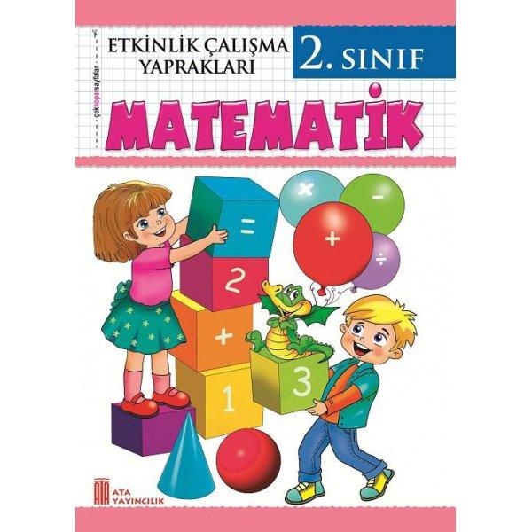2. Sınıf Matematik Etkinlik Çalışma Yaprakları Ata Yayıncılık