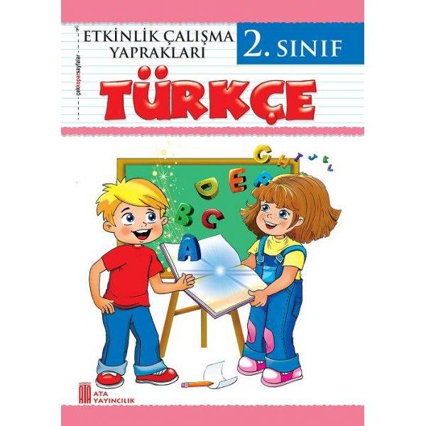 2. Sınıf Türkçe Etkinlik Çalışma Yaprakları Ata Yayıncılık