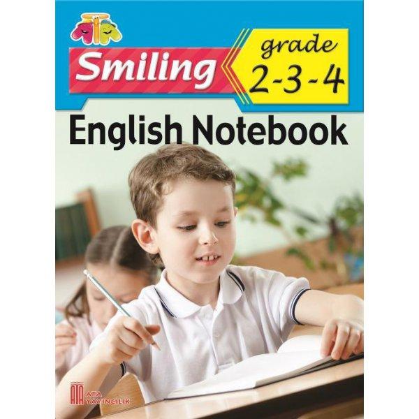2. Sınıf İngilizce Notebook Ata Yayıncılık