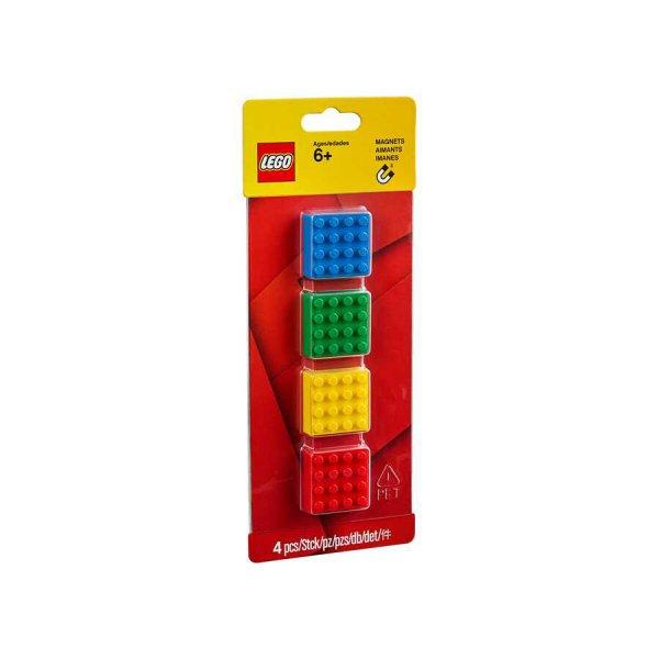 853915 4x4 Brick Magnets Classic