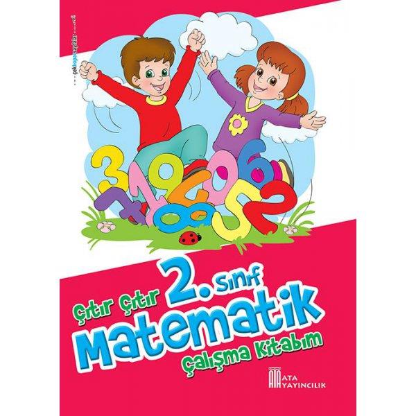 2. Sınıf Çıtır Çıtır Matematik Çalışma Kitabım Ata Yayıncılık
