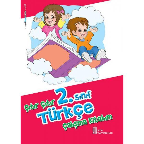 2. Sınıf Çıtır Çıtır Türkçe Çalışma Kitabım Ata Yayıncılık