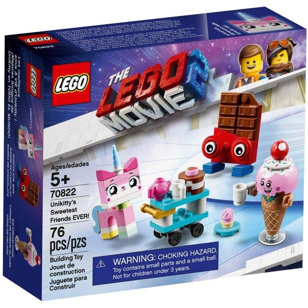 LEGO 70822 Lego Movie 2 Unikitty's Sweetest Friends EVER!