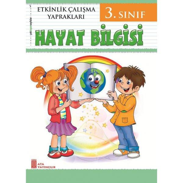 3. Sınıf Etkinlik Çalışma Yaprakları Hayat Bilgisi Ata Yayıncılık
