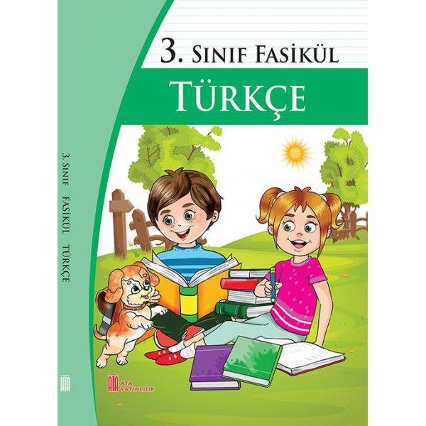 3. Sınıf Fasikül Türkçe Ata Yayıncılık