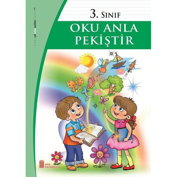 3. Sınıf Oku Anla Pekiştir Ata Yayıncılık