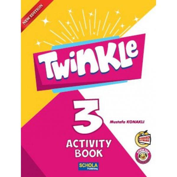 3. Sınıf Twinkle Activity Book Ata Yayıncılık