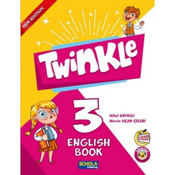 3. Sınıf Twinkle English Book Ata Yayıncılık
