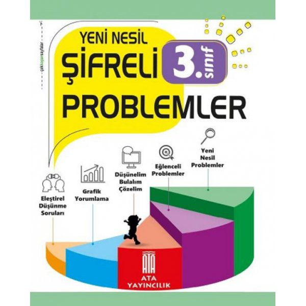 3. Sınıf Yeni Nesil Şifreli Problemler Ata Yayıncılık