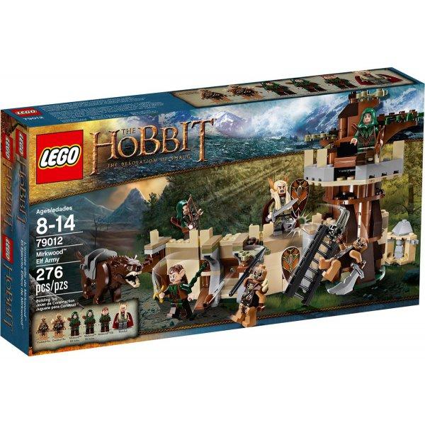 LEGO 79012 The Hobbit The Desolation of Smaug Mirkwood Elf Army