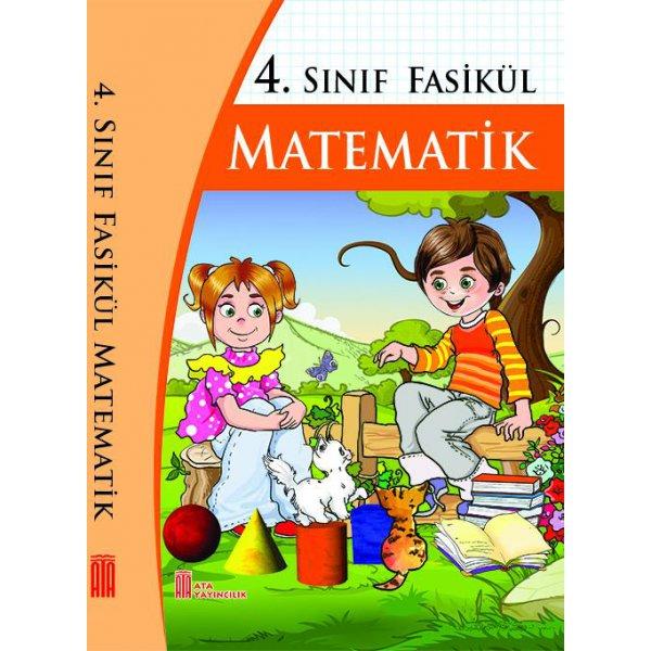 4. Sınıf Fasikül Matematik Ata Yayıncılık