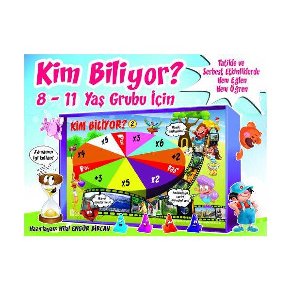 4. Sınıf Kim Biliyor? Oyunu Ata Yayıncılık