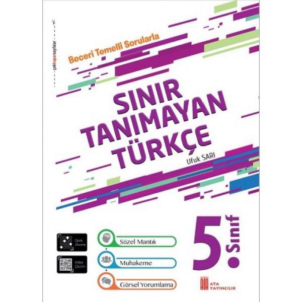 5. Sınıf Sınır Tanımayan Türkçe Ata Yayıncılık