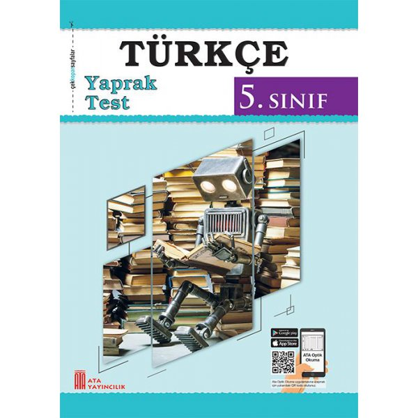 5. Sınıf Türkçe Yaprak Test Ata Yayıncılık