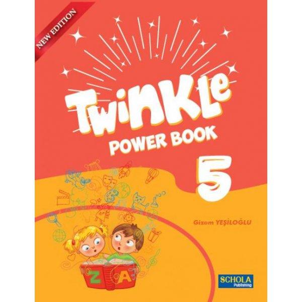 5. Sınıf Twinkle Power Book Ata Yayıncılık