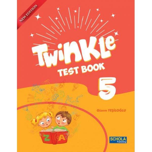 5. Sınıf Twinkle Test Book Ata Yayıncılık