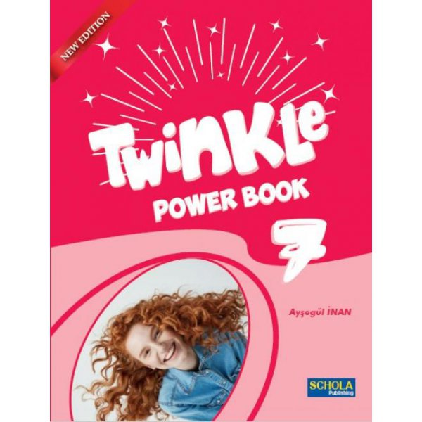 7. Sınıf Twinkle Power Book Ata Yayıncılık