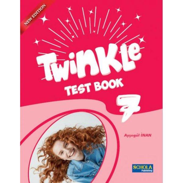 7. Sınıf Twinkle Test Book Ata Yayıncılık