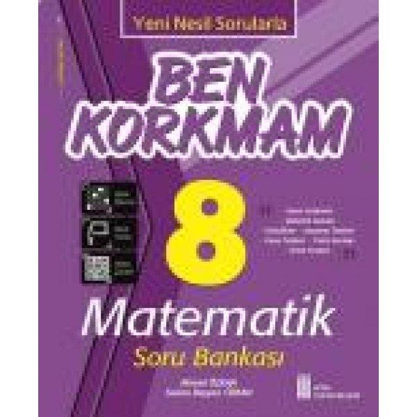 8. Sınıf Ben Korkmam Matematik Soru Bankası Ata Yayıncılık