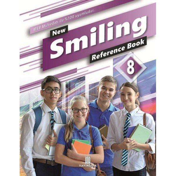 8. Sınıf New Similing Reference Book Ata Yayıncılık