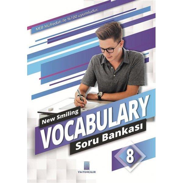 8. Sınıf New Similing Vocabulary Ata Yayıncılık
