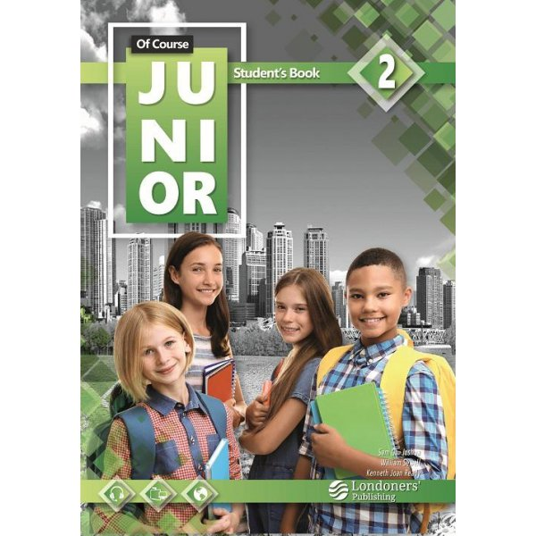 Of Course Junior 2 Ata Yayıncıllık