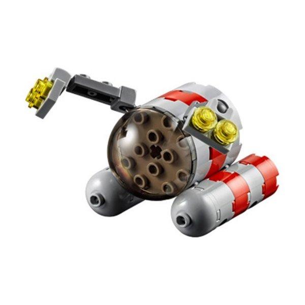 LEGO 40137 Polybag Mini Model Build Submarine