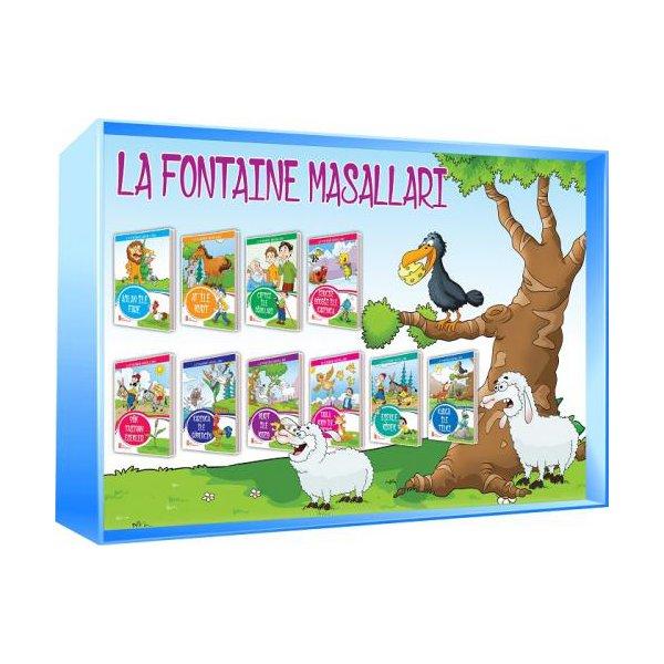 La Fontaine Masalları (1 ve 2. Sınıflar) Ata Yayıncılık