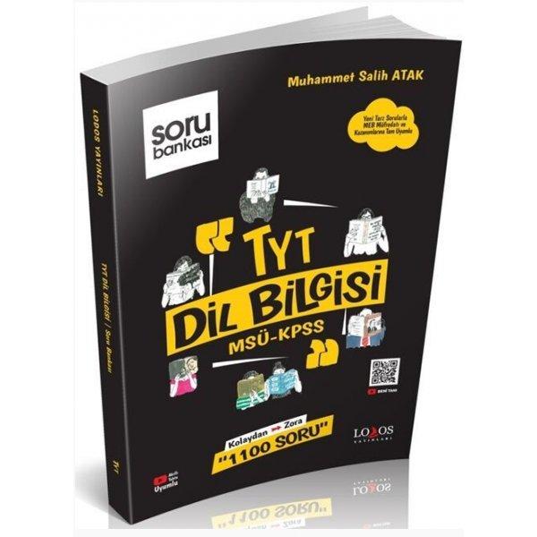 TYT Dil Bilgisi Soru Bankası Lodos Yayınları