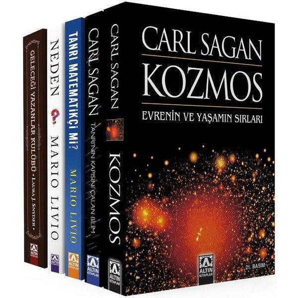 Bilim Seti - 5 Kitap Takım