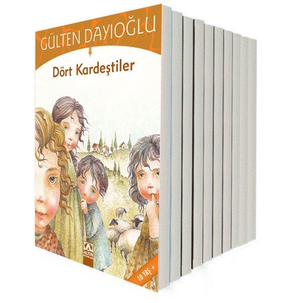 Gökkuşağı Dizisi Seti-10 Kitap Takım