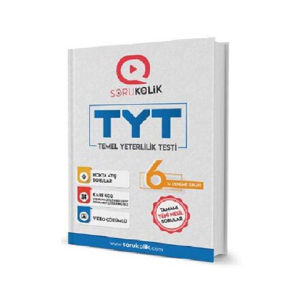 Sorukolik Yayınları  TYT 6lı Deneme Sınavı