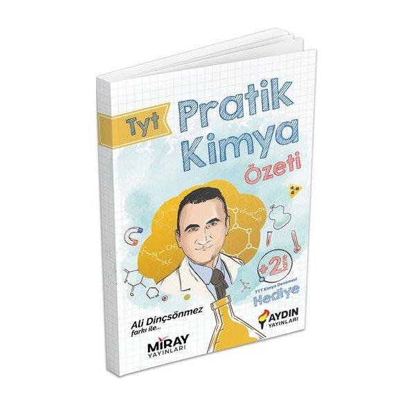 Miray Yayınları TYT Pratik Kimya Özeti Cep Kitabı Ali Dinçsönmez