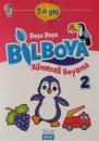 Doya Doya Bilboya 2 Bilmeceli Boyama 3 4 Yaş Talas Çocuk Yayınları