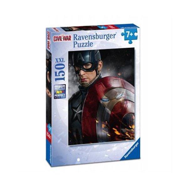 150p Puz Captain America Ravensburger
