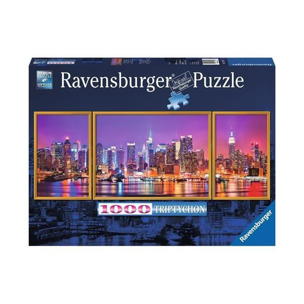 1000p New York Ravensburger