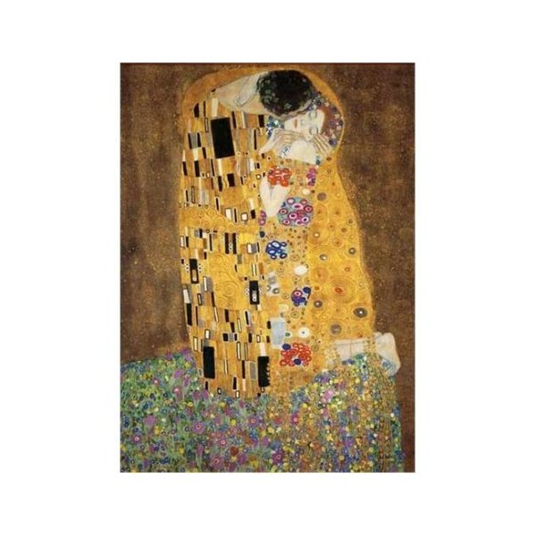 Art Collection - Kiss - 1000 Parça Ravensburger