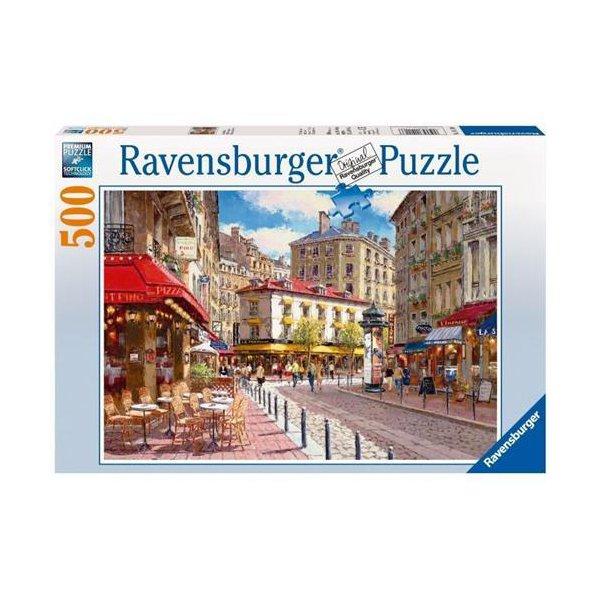 500p Puz Işıl ışıl Mağazalar Ravensburger